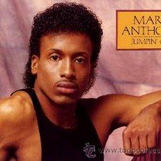 Discos de vinilo: MARK ANTHONY ••• JUMPIN' OFF - (LP) ¡NUEVO!. Lote 33072769