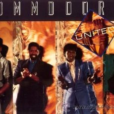 Discos de vinilo: COMMODORES ••• UNITED - (LP). Lote 33073198