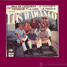 Discos de vinilo: LOS WAWANCO DISCO EP. Lote 21265597
