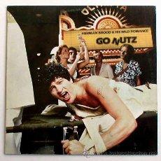 Discos de vinilo: HERMAN BROOD & HIS WILD ROMANCE - GO NUTZ (LP). Lote 33095031