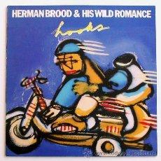 Discos de vinilo: HERMAN BROOD & HIS WILD ROMANCE - HOOKS (LP). Lote 33095047