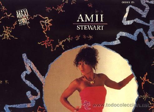 AMII STEWART ••• YOU REALLY TOUCH MY HEART (EXTENDED VERSION) - (MAXISINGLE 45R) (Música - Discos de Vinilo - Maxi Singles - Funk, Soul y Black Music)
