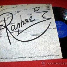 Discos de vinilo: RAPHAEL LP 1973 HISPAVOX ED ESPAÑOLA. Lote 33102778