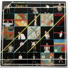 Discos de vinilo: FISCHER-Z - WORD SALAD (LP). Lote 33103358