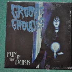 Discos de vinilo: GROOVIE GHOULIES - FUN IN THE DARK (GREEN DAY). Lote 33104571