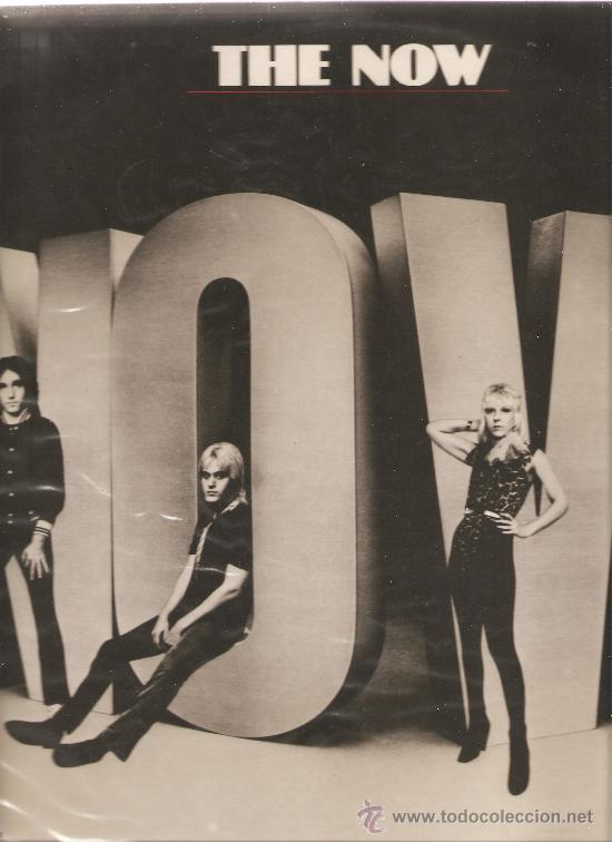 LP THE NOW (BOBBY ORLANDO BAND ) (Música - Discos - LP Vinilo - Pop - Rock - New Wave Extranjero de los 80)