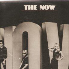 Discos de vinilo: LP THE NOW (BOBBY ORLANDO BAND ) . Lote 33107239