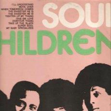Discos de vinilo: LP THE SOUL CHILDREN ( W/ ISAAC HAYES ) - STAX . Lote 33107432