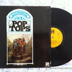 Discos de vinilo: LP-POP TOPS-EXITOS. Lote 33107434