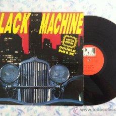 "Discos de vinilo: MAXI 12""BLACK MACHINE DOUBLE MIX. Lote 33107539"