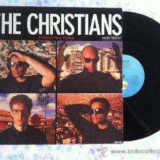 "Discos de vinilo: 12"" MAXI-THE CHRISTIANS-FORGOTTEN TOWN. Lote 33110250"
