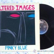 Discos de vinilo: LP-ALTERED IMAGES-PINKY BLUE. Lote 33110450