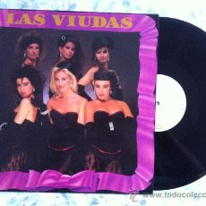 Discos de vinilo: LP-LAS VIUDAS. Lote 33111553