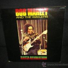 Discos de vinilo: BON MARLEY LP RASTA REVOLUTION. Lote 33123925