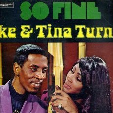 Discos de vinilo: LP IK AND TINA TURNER SO FINE ORIGINAL MONO GERMAN PRESSING 1968 SUPER RARO. Lote 33111957