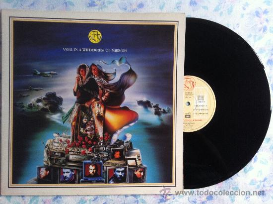 LP-FISH-VIGIL IN A WIDERNESS OF MIRRORS (Música - Discos - Singles Vinilo - Pop - Rock Extranjero de los 90 a la actualidad)