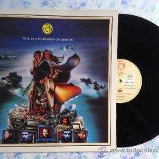 Discos de vinilo: LP-FISH-VIGIL IN A WIDERNESS OF MIRRORS. Lote 33112019