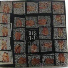 Discos de vinilo: BIS T-T - BIS T-T - MAXI METROPOL RECORDS 1992 BPY. Lote 33131237