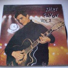 Discos de vinilo: KURT SAVOY. VOL. 2 LP Nº 70 HIST. MUSICA POP ESPAÑOLA 1988, NUEVO. Lote 33127312