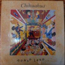 Discos de vinilo: CHIHUAHUA-NOMAD LAND-1990-LP-EPIC. Lote 33152786