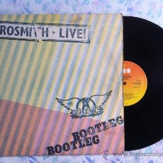 Discos de vinilo: LP DOBLE-AEROSMITH-LIVE. Lote 33135923