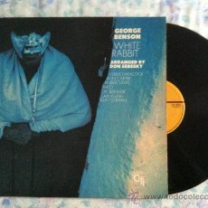 Discos de vinilo: LP-GEORGE BENSON-WHITE RABBIT. Lote 33136017