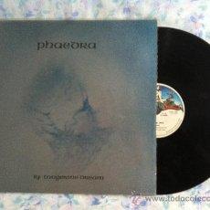 Discos de vinilo: LP-TANGERINE DREAM-PHAEDRA. Lote 33136279