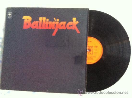 LP-BALLINJACK-BALLINJACK (Música - Discos - Singles Vinilo - Pop - Rock - Internacional de los 70)