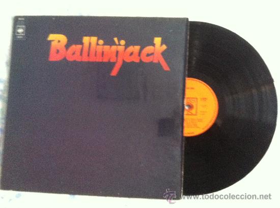 LP-BALLINJACK-BALLINJACK (Música - Discos - Singles Vinilo - Pop - Rock - Extranjero de los 70)
