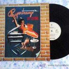 Discos de vinilo: LP-SUPERTRAMP EN ESPAÑA-PROMOCIONAL. Lote 33136327