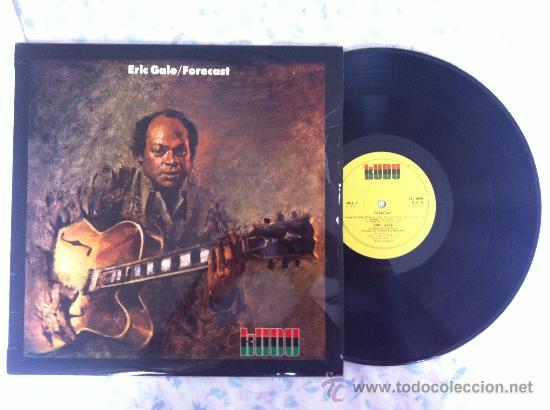 LP-ERIC GALE-FORECAST (Música - Discos - Singles Vinilo - Pop - Rock - Internacional de los 70)