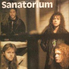 Discos de vinilo: DOBLE LP SANATORIUM - LIVE AT THE NASSAU COLISEUM, MARCH 8, 1989 . Lote 33139984