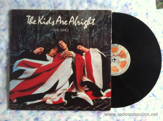 Discos de vinilo: LP DOBLE-THE KIDS-THE KIDS ARE ALRIGHT - Foto 1 - 33140242