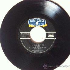 """Discos de vinilo: 7""""-LOUIS ARMSTRONG-HELLO ,DOLLY-SOMEDAY...EP. Lote 33140537"""