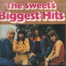 Discos de vinilo: LP THE SWEET - THE SWEET´S BIGGEST HITS . Lote 33142019