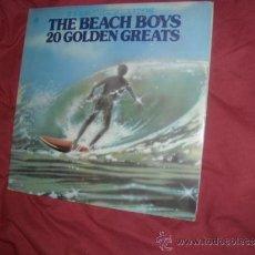 Discos de vinilo: 20 GRANDES EXITOS THE BEACH BOYS 1977 2 LP SPA VER FOTO ADICIONAL. Lote 33143894