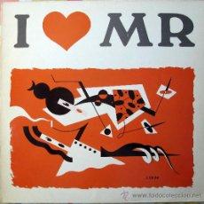 Discos de vinilo: VARIOS ARTISTAS - I LOVE MR - ULTIMA EMOCION / EPISODIO / WAQ / LUNA / PISTONES / FARENHEIT 451 ETC. Lote 33148415