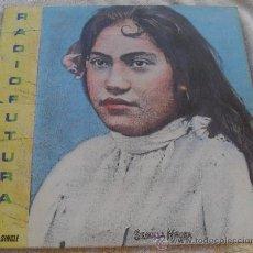 Discos de vinilo: RADIO FUTURA MAXI SINGLE DISCO VINILO SEMILLA NEGRA MADE IN SPAIN 1984. Lote 33157515