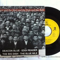 """Discos de vinilo: 7"""" THE TREE AND THE BIRD AND THE FISH AND THE BELL..PROMOCIONAL-VARIOS. Lote 33183799"""
