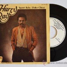 Discos de vinilo: HARRY RAY SWEET BABY (ZAFIRO SINGLE 1983) ESPAÑA. Lote 33211866