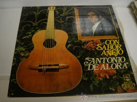 ANTONIO DE ALORA (Música - Discos - Singles Vinilo - Flamenco, Canción española y Cuplé)