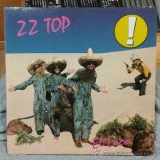 Discos de vinilo: ZZ TOP - EL LOCO - EDICION ALEMANA 1981 - WB RECORS.. Lote 33213654
