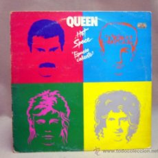 Discos de vinilo: DISCO, VINILO, LP, QUEEN, EMI, HOT SPACE, 10C 068 064.773. Lote 33218131