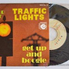 Discos de vinilo: TRAFFIC LIGHTS GET UP AND BOOGIE (ZAFIRO SINGLE 1976) ESPAÑA. Lote 33217874