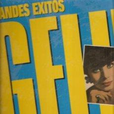 Discos de vinilo: GELU GRANDES EXITOS. Lote 33220266