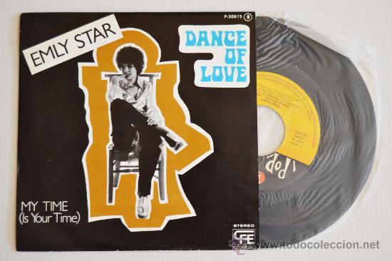 EMLY STAR DANCE OF LOVE (POPLANDIA SINGLE 1978) ESPAÑA (Música - Discos - Singles Vinilo - Pop - Rock - Internacional de los 70)