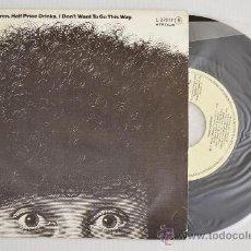 Discos de vinilo: MICK FARREN HALF PRICE DRINKS (LOGO SINGLE 1979) ESPAÑA. Lote 33221897