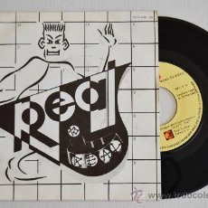 Discos de vinilo: REAL TO REAL ONE OF THESE DAYS/WHITE MAN REGGAE (ZAFIRO SINGLE 1980) ESPAÑA. Lote 33222437
