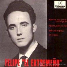 Discos de vinilo: FELIPE EL EXTREMEÑO - 1964. Lote 33225567