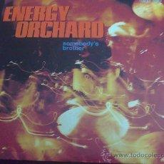 Discos de vinilo: ENERGY ORCHARD, SOMEBODY'S BROTHER - MAXI SINGLE DE VINILO. Lote 33229734